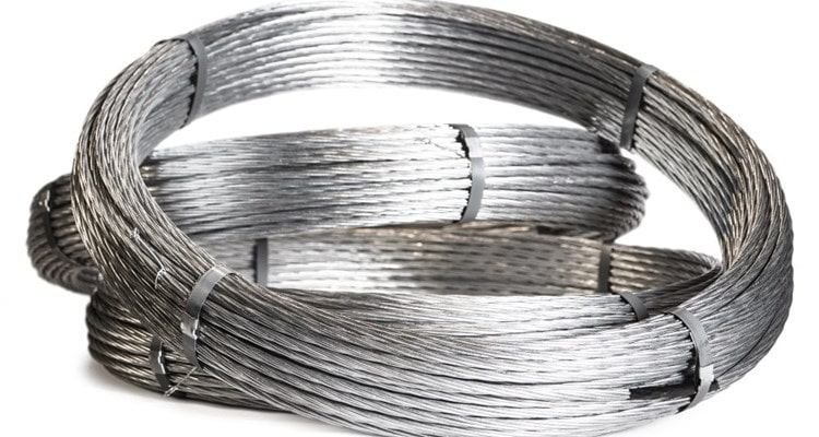 Galvanized Staywire
