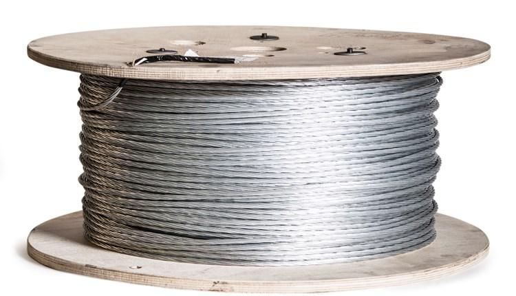 Verzinkter Universaldraht und Stahllitze für sonstige Zwecke | Swedwire
